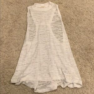 Free People Mock Neck Tank